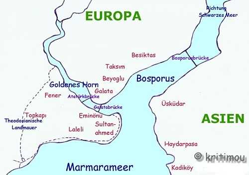 brücke über das marmarameer